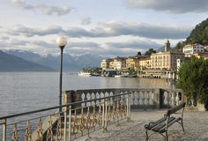 Bellagio on Lake Como Royalty Free Stock Photography