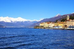 Bellagio Lake Como Stock Images