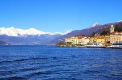 Bellagio Lake Como Stock Images