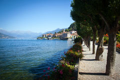 Bellagio, Lake Como District, Italy Royalty Free Stock Image