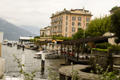 Bellagio and Lake Como, Italy Royalty Free Stock Images