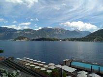 Bellagio on Lake Como Stock Images