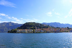 Bellagio on lake Como Stock Photography