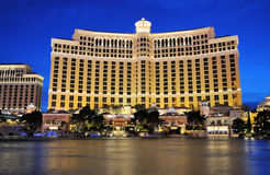 bellagio las Vegas Fotografia Stock