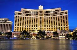 bellagio Las Vegas Arkivbild