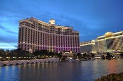 bellagio las Vegas Obrazy Royalty Free