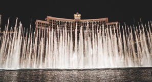 Bellagio Las Vegas Royalty Free Stock Photos