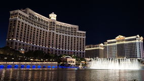 Bellagio in Las Vegas Stock Photography