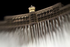Bellagio Lensbaby 3 stockfotografie