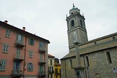 Bellagio, Meer Como, Italië Stock Afbeeldingen