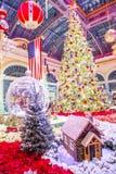 Bellagio ogródy botaniczni & Obraz Royalty Free