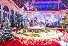 Bellagio ogródy botaniczni & Fotografia Stock