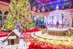 Bellagio ogródy botaniczni & Obrazy Royalty Free