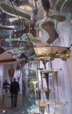 Bellagio-Schokoladen-Brunnen lizenzfreie stockfotos