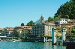 Bellagio, See Como, Italien Stockfoto