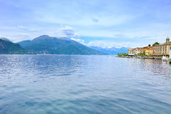 Bellagio town, Como Lake district Italy, Europe. Stock Photos