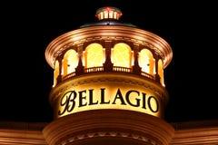 Bellagio van Las Vegas stock fotografie