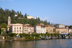 Bellagio Village Lake Como Italy Royalty Free Stock Image