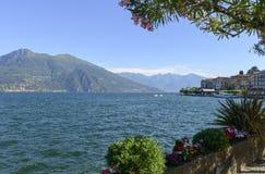 Bellagio widok Zdjęcie Stock