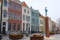 Bellamy-Park, Vlissingen, die Niederlande Lizenzfreies Stockfoto