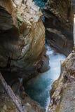 Bellano Italien nahe See como Lizenzfreie Stockfotografie