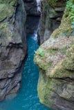 Bellano Italien nahe See como Stockbild