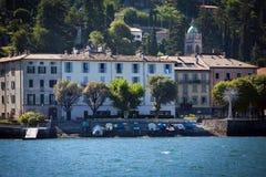 Bellano at Lake Como, Italy Stock Photography