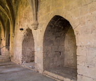 Bellapais Abbey Royalty Free Stock Photography