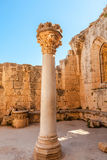 Bellapais Abbey in Cyprus Royalty Free Stock Photo