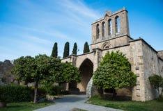 Bellapais abbey Royalty Free Stock Photo