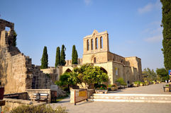 Bellapais Abbey, Kyrenia Royalty Free Stock Images