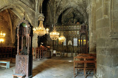 Bellapais Abbey, Kyrenia Stock Photography