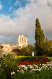 Bellapais Abbey, Kyrenia, Cyprus Royalty Free Stock Photography