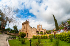 Bellapais Abbey. Kyrenia, Cyprus Stock Image