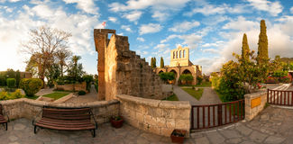 Bellapais Abbey, Kyrenia district, Cyprus Stock Photo