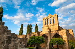 Bellapais Abbey. Kyrenia District, Cyprus Royalty Free Stock Photography