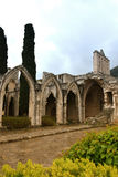 Bellapais Abbey Monastery imagem de stock royalty free