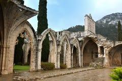 Bellapais Abbey Monastery fotografia de stock royalty free
