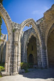 Bellapais Abbey in Northen Cyprus Stock Photography