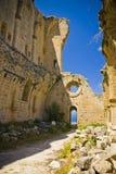 Bellapais Abbey in Northen Cyprus Stock Photos