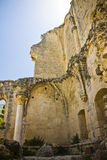 Bellapais Abbey in Northen Cyprus Stock Images