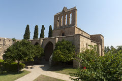 Bellapais -northern cyprus Royalty Free Stock Photos