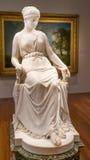 Bellas arte en la exhibición dentro del De Young Museum en San Francisco Foto de archivo