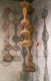 Bellas arte en la exhibición dentro del De Young Museum en San Francisco Fotos de archivo