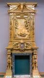 Bellas arte en la exhibición dentro del De Young Museum en San Francisco Imagen de archivo libre de regalías