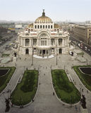 Bellas Artes Stock Image