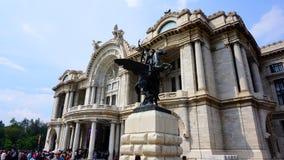 Bellas artes budować Fotografia Royalty Free