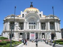 Bellas Artes Museum Stock Image
