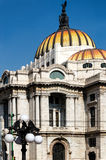 Bellas Artes  Palace Stock Images