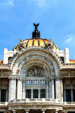 Bellas Artes  Palace Royalty Free Stock Photos